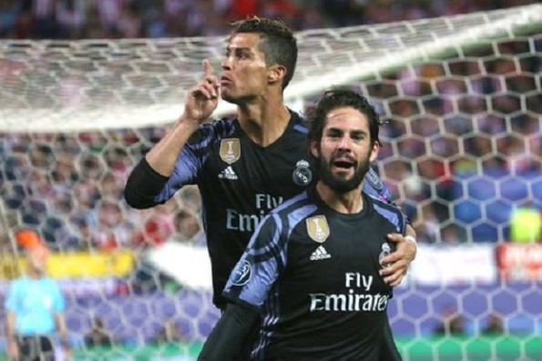 Real Madrid a final Champions